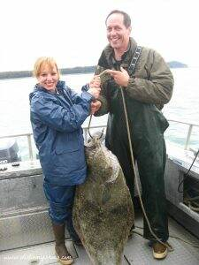 Glacier Bay Halibut Fishing