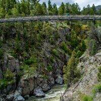 Hellroaring Trail || Yellowstone National Park || The Trek Planner