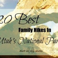 The 20 Best Family Hikes in Utah's National Parks
