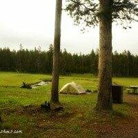 All About Camping in Yellowstone National Park