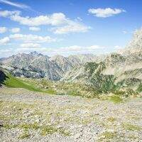 Teton Crest Trail || Grand Teton National Park || Dirt In My Shoes