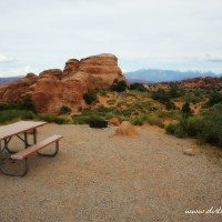 All About Camping in Arches National Park