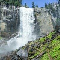 Vernal Fall On The Mist Trail || Yosemite National Park || Dirt In My Shoes