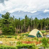 Glacier Basin Campground || Rocky Mountain National Park || Dirt In My Shoes
