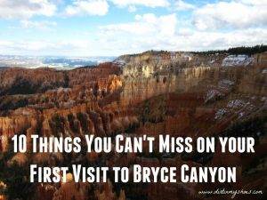 Sunset Point || Bryce Canyon National Park || Dirt In My Shoes