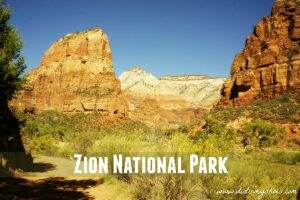 Zion National Park || Dirt In My Shoes