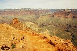 South Kaibab Trail || Grand Canyon National Park || Dirt In My Shoes