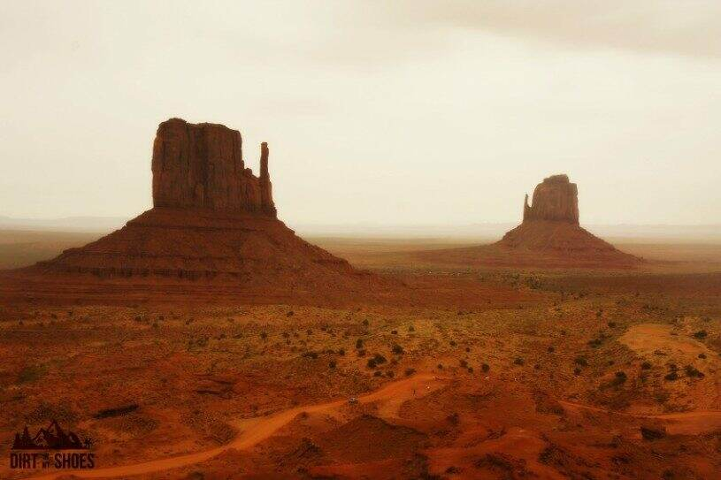 Explore Monument Valley