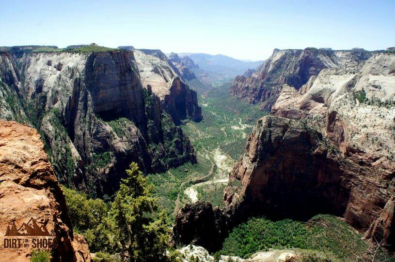 Hike! Zion – Observation Point