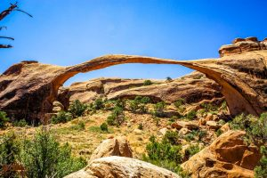 Landscape Arch || Arches National Park || Dirt In My Shoes