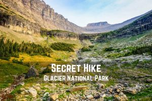Secret Hike || Glacier National Park || Dirt In My Shoes