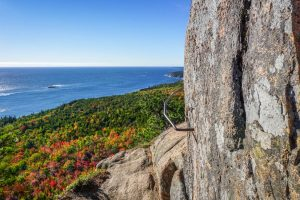 Beehive Trail || Acadia National Park || Dirt In My Shoes