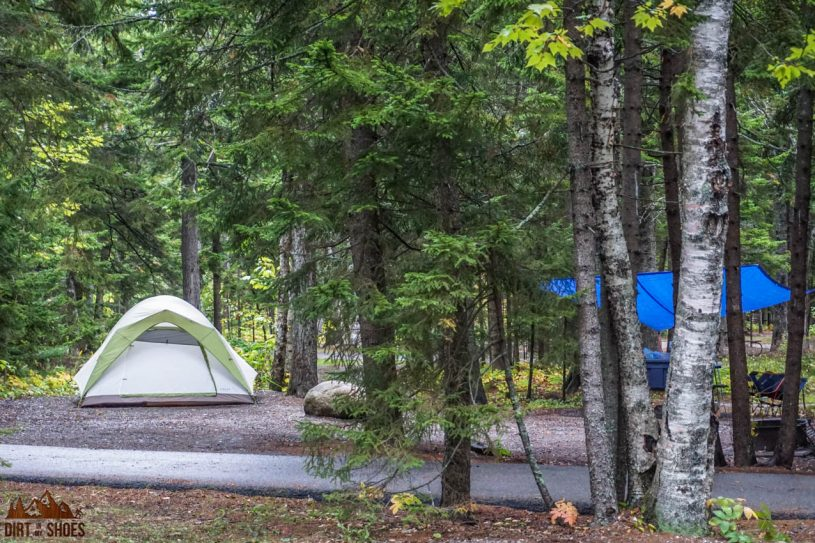All About Camping in Acadia National Park