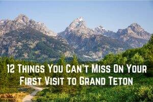12 Things You Can't Miss On Your First Visit to Grand Teton National Park || Dirt In My Shoes
