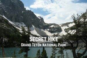 Secret Hike || Grand Teton National Park || Dirt In My Shoes