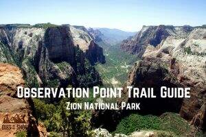 Observation Point Trail Guide || Zion National Park || Dirt In My Shoes