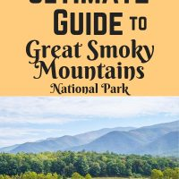 The Ultimate Guide to Great Smoky Mountains National Park || Dirt In My Shoes