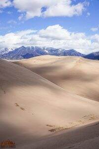 High Dune || Great Sand Dunes National Park || Dirt In My Shoes