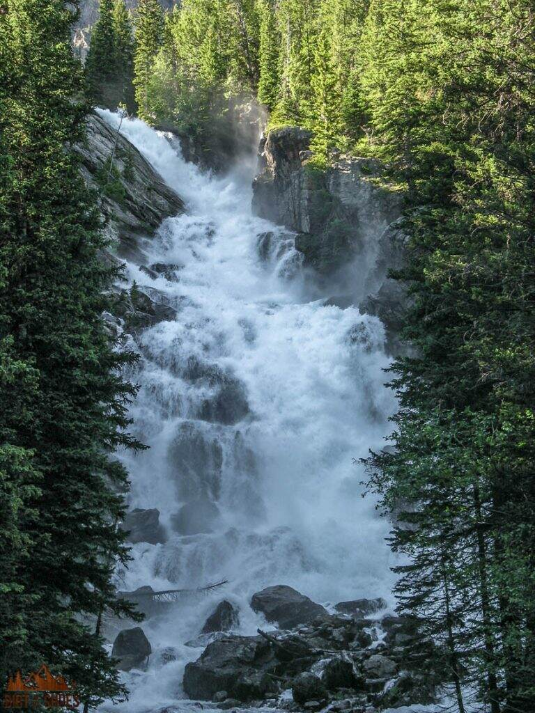 Hidden Falls || Grand Teton Itinerary || Dirt In My Shoes